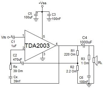 Прикрепленное изображение: TDA2003.jpg.