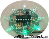 Цветомузыка на микроконтроллерах Просмотров: 13755 Добавил: 7a0607 Дата.