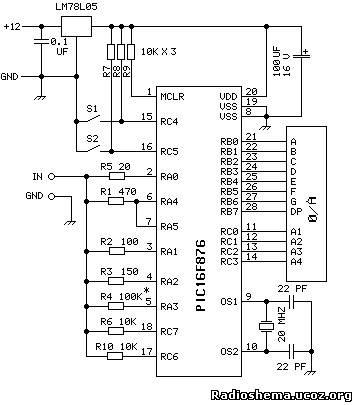 генератор прямоугольного